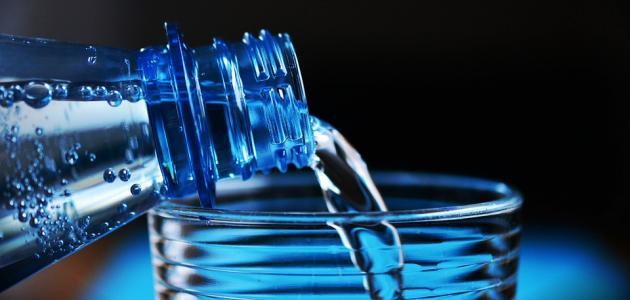 فوائد وأضرار المياه المعدنية