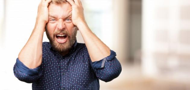 كيف أتعامل مع عصبية زوجي