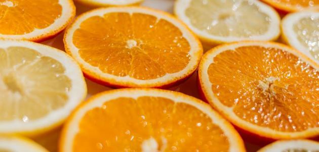 فوائد قشر الليمون والبرتقال للبشرة