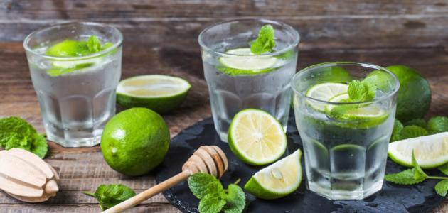 فوائد شرب الليمون للبشرة