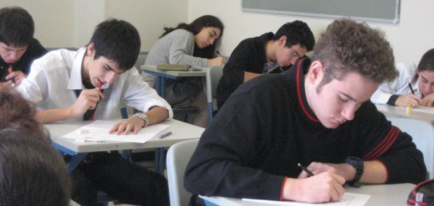 الامتحانات المدرسية: المشكلة والحل