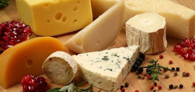 عمل الجبنة