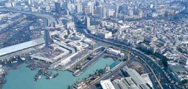 مساحة مدينة الدار البيضاء