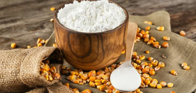 فوائد نشا الذرة للإسهال