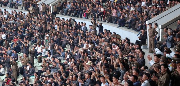 كم يبلغ عدد سكان كوريا الشمالية