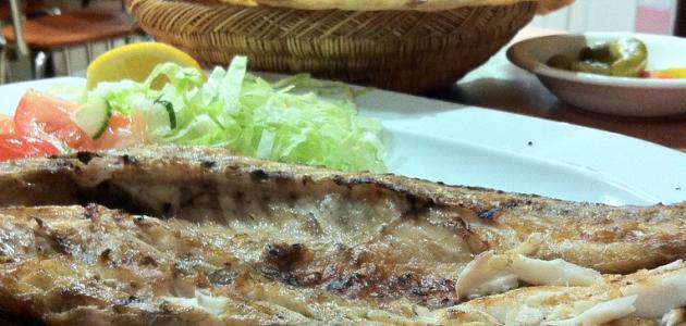 سمك مسكوف عراقي