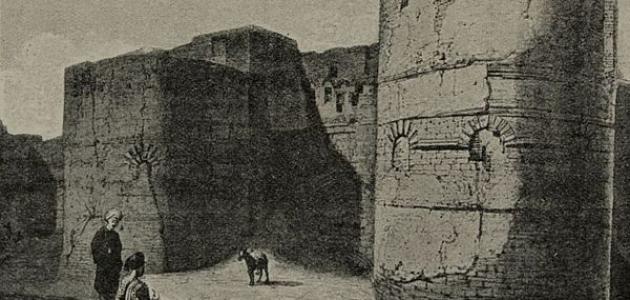 من كان يحكم مصر قبل فتح المسلمين لها