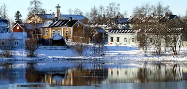 كم يبلغ عدد سكان فنلندا