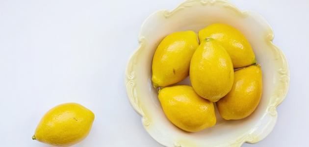 فوائد الليمون في علاج السرطان