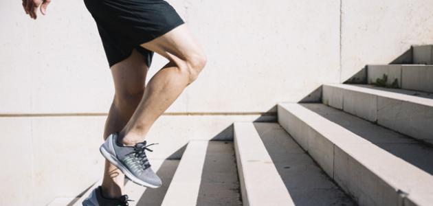 فوائد نزول وصعود الدرج