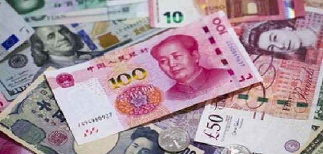 ما عملة الصين
