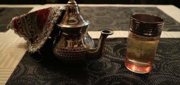 فوائد وأضرار الشاي المغربي