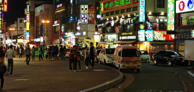 كم يبلغ عدد سكان كوريا الجنوبية