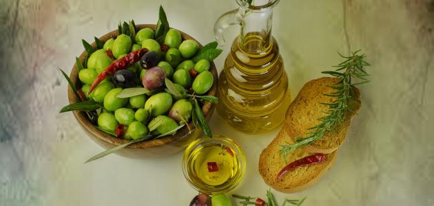 فوائد زيت الزيتون لضغط الدم