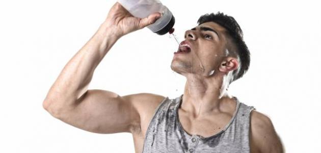 فوائد شرب الماء أثناء ممارسة الرياضة