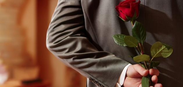 علامات الحب عند الرجل الصامت