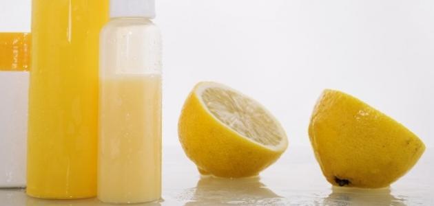 فوائد الليمون للشعر الزائد