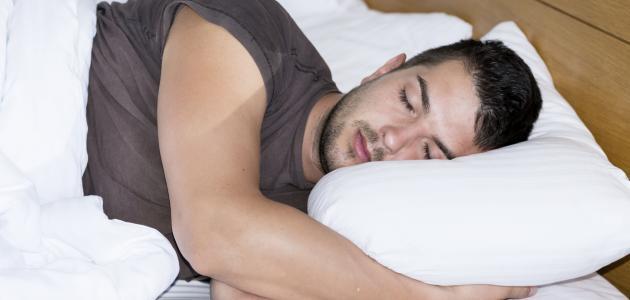 فضل النوم على طهارة