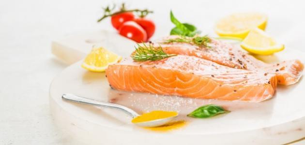 ما هي الاطعمة الغنية بفيتامين د