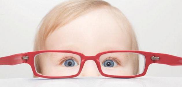 النظارات الطبية وعيوب الإبصار