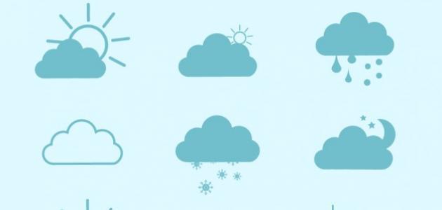 قياس عناصر الطقس