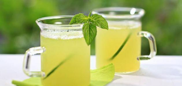 فوائد الماء والليمون والنعناع