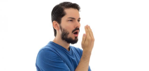 علاج لرائحة الفم الكريهة