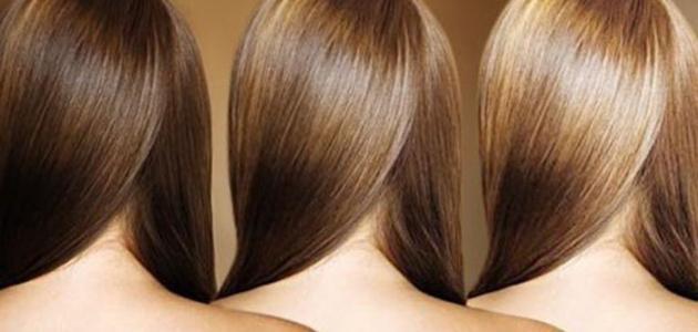 طريقة تفتيح الشعر قبل الصبغة