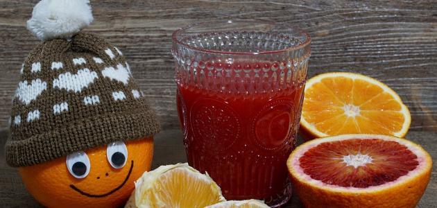 علاج نزلات البرد طبيعياً