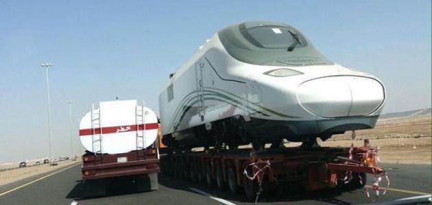 كم تبلغ سرعة قطار الحرمين