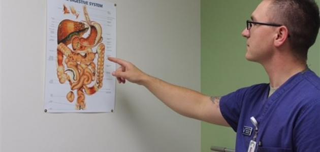 ما هي أمراض الجهاز الهضمي