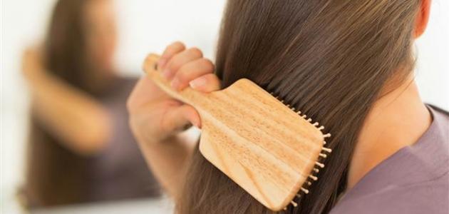 فوائد عدم تمشيط الشعر