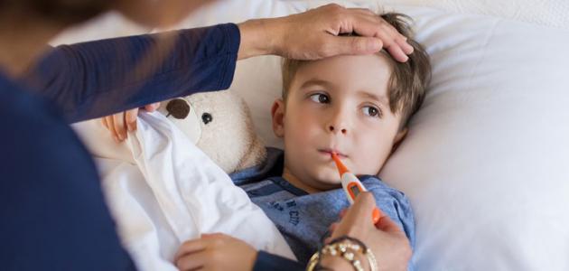 علاج سريع لالتهاب اللوز عند الاطفال