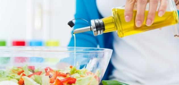 فوائد زيت الطبخ