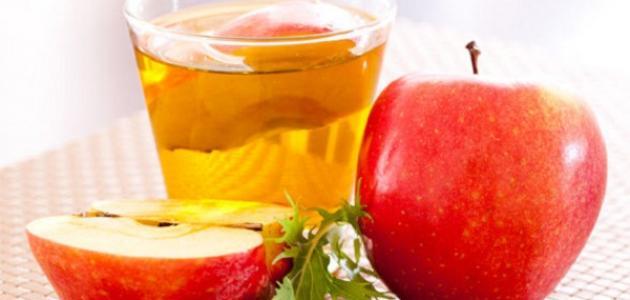 فوائد خل التفاح الطبيعي للوجه