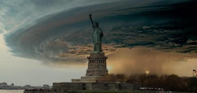 أقوى إعصار بالتاريخ