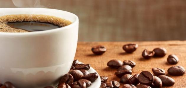 عمل قهوة النسكافيه