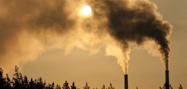 ما هي أسباب تلوث البيئة
