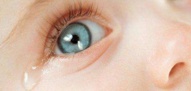 فوائد دموع العين