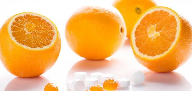فوائد تناول فيتامين C