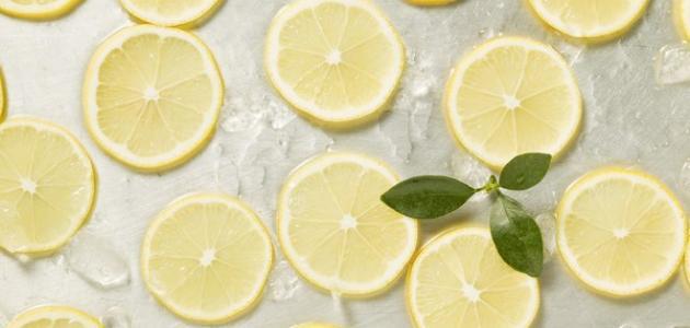 فوائد الليمون للشعر الخفيف