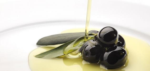 فوائد زيت الزيتون الأسود