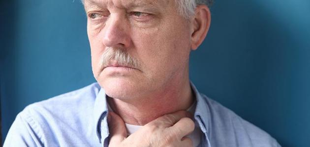 ما هي أعراض الغدة الدرقية