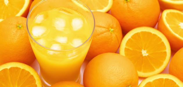 فوائد عصير البرتقال للإمساك