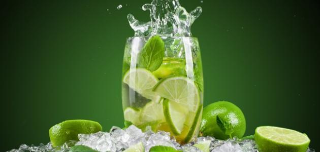 فوائد الليمون المنقوع في الماء