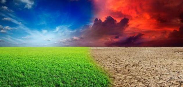 عناصر المناخ في الوطن العربي