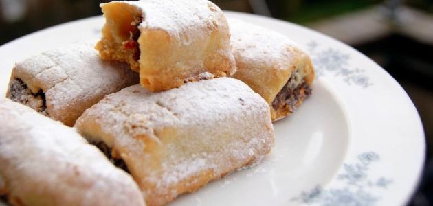 طريقة عمل حلوى التمر المغربية