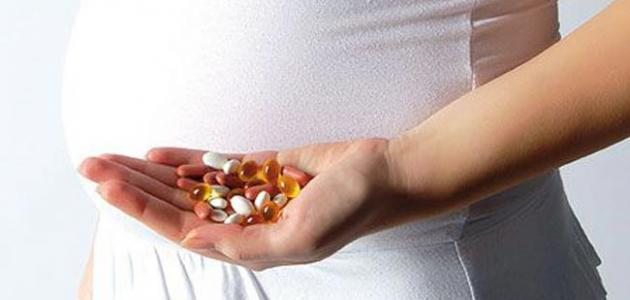 فوائد حبوب فيتامين د للحامل