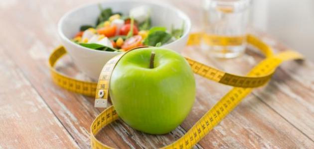 ما فوائد التفاح الأخضر للرجيم