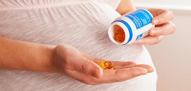 فوائد فيتامين أ للحامل